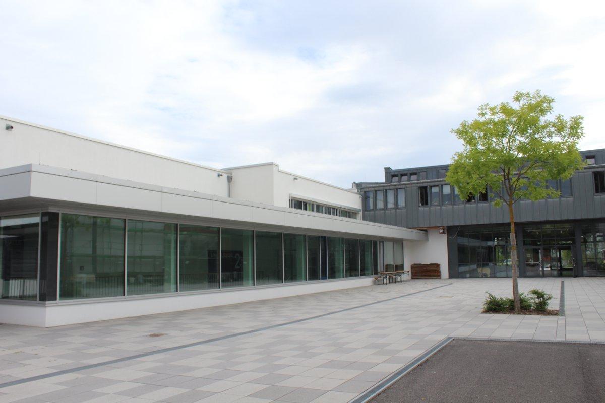 Tragwerksplanung Realschule Coburg