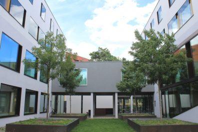 Tragwerksplanung Universität Bamberg