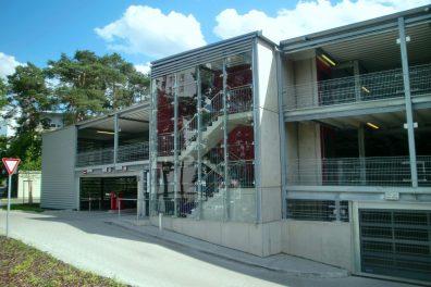 Bauüberwachung Parkhaus Erlangen