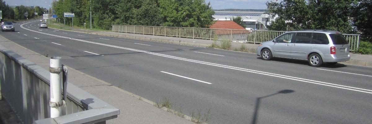 Betoninstandsetzung Brücke Bamberg