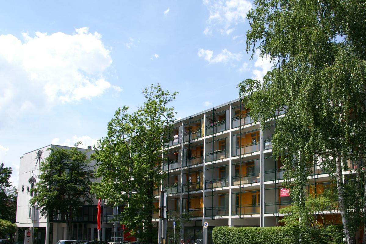 Betoninstandsetzung Haus der Begegnung Bamberg