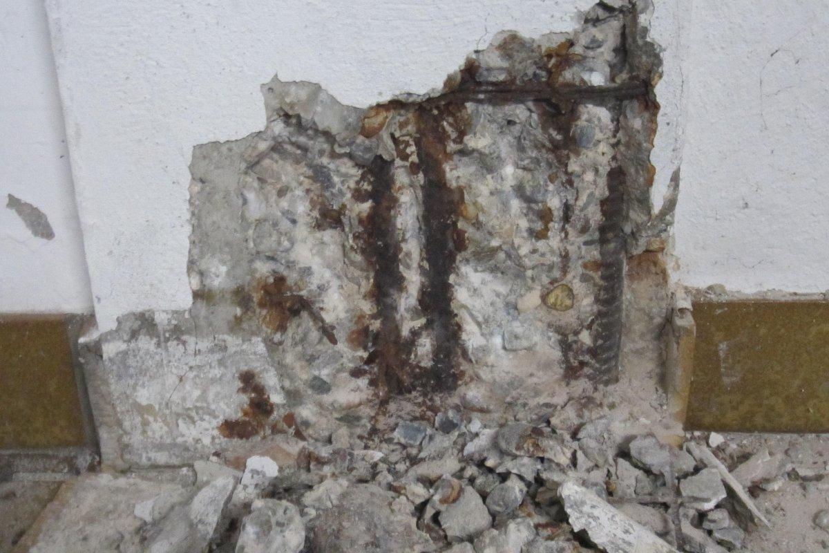 Betoninstandsetzung Tiefgarage Waldkraiburg