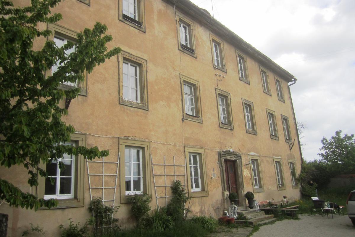 Denkmalpflege Schloss Hollfeld
