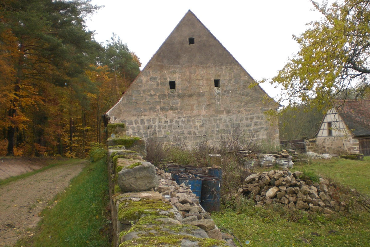 Denkmalpflege Anwesen Sandhof