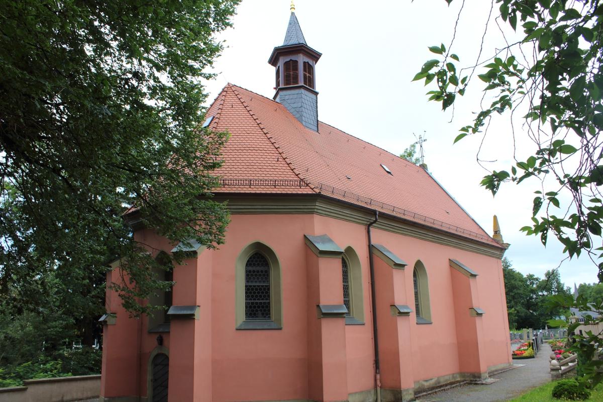 Denkmalfpflege Blutskapelle Burgwindheim