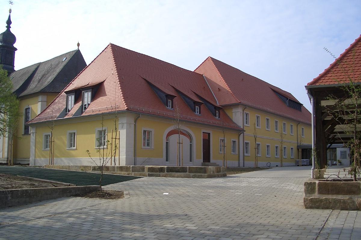 Denkmalpflege Elisabethen Hospital Scheßlitz