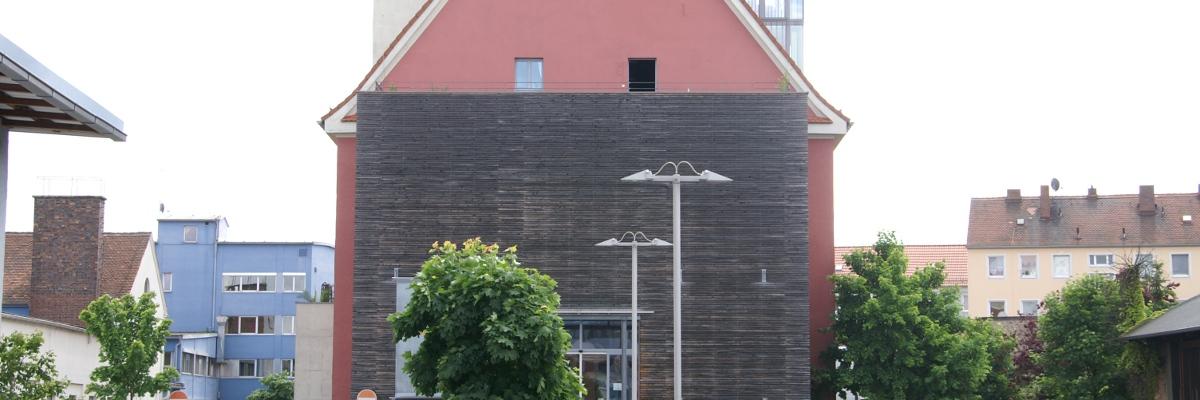 Denkmalpflege Getreidespeicher Bamberg