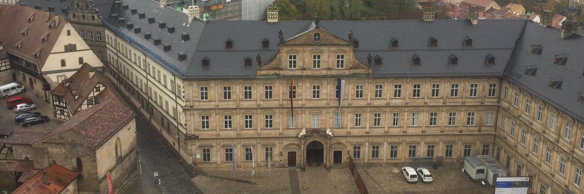 Denkmalpflege Neue Residenz Bamberg