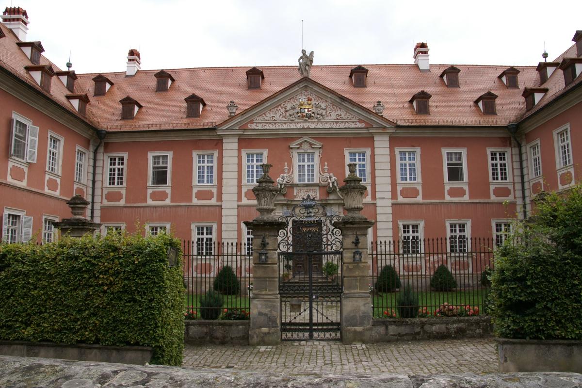 Denkmalpflege Schloss Reichmannsdorf