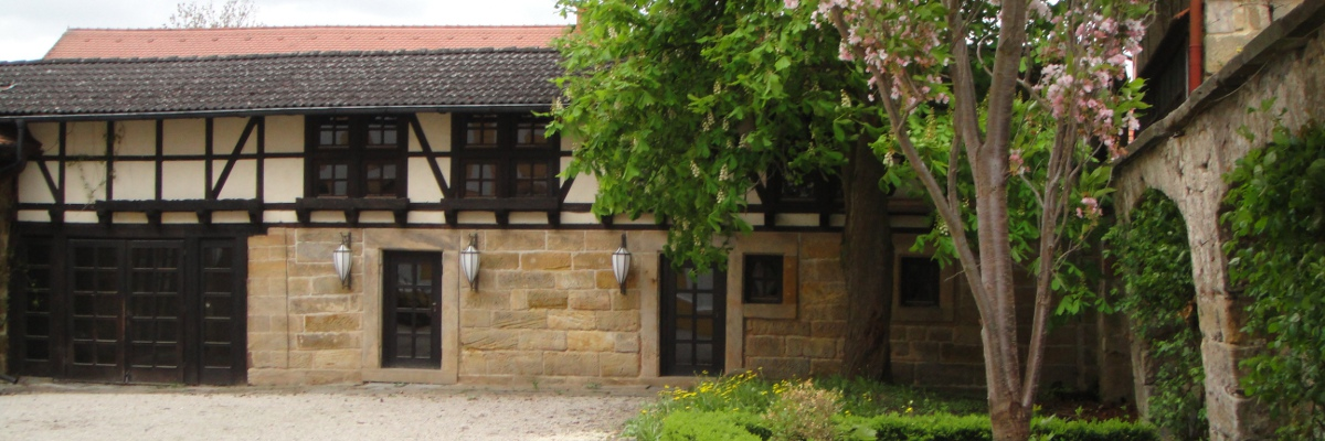 Denkmalpflege Schloss Unterleiterbach