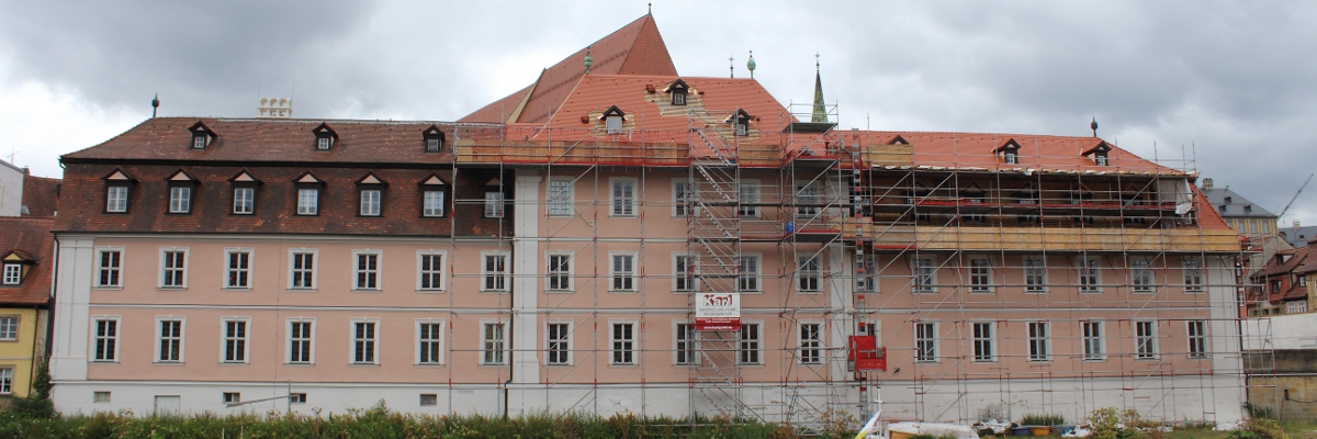 Denkmalpflege Technisches Ämtergebäude Bamberg