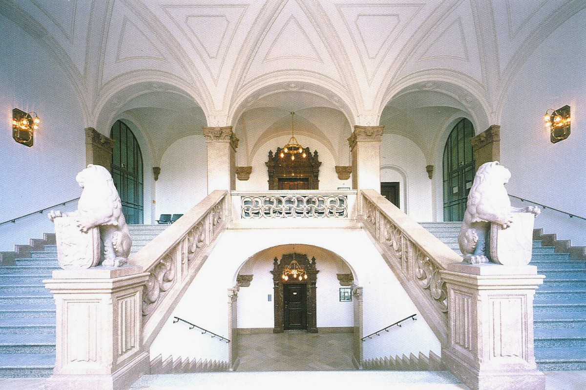 Denkmalpflege Zentraljustizgebäude Bamberg
