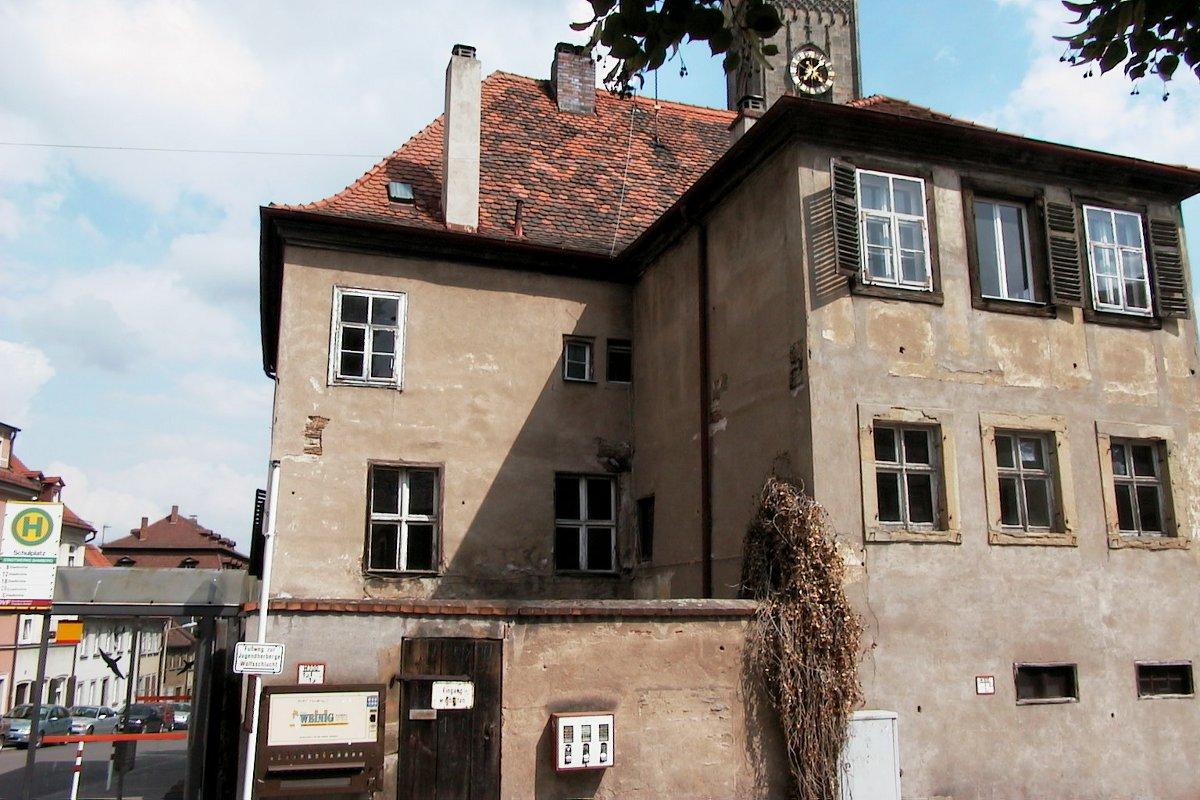 Historische Bauwerke Frauenplatz Bamberg