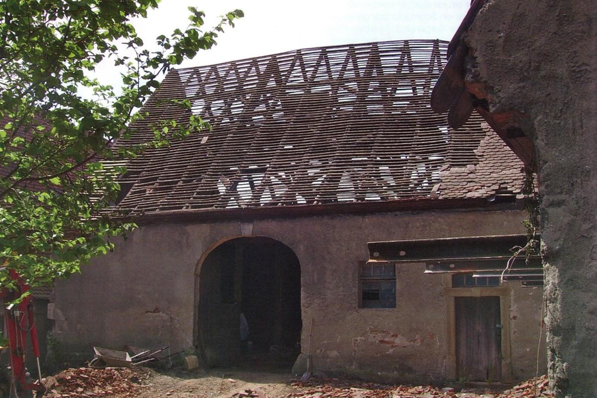 Historische Bauwerke Kaimsgasse Bamberg