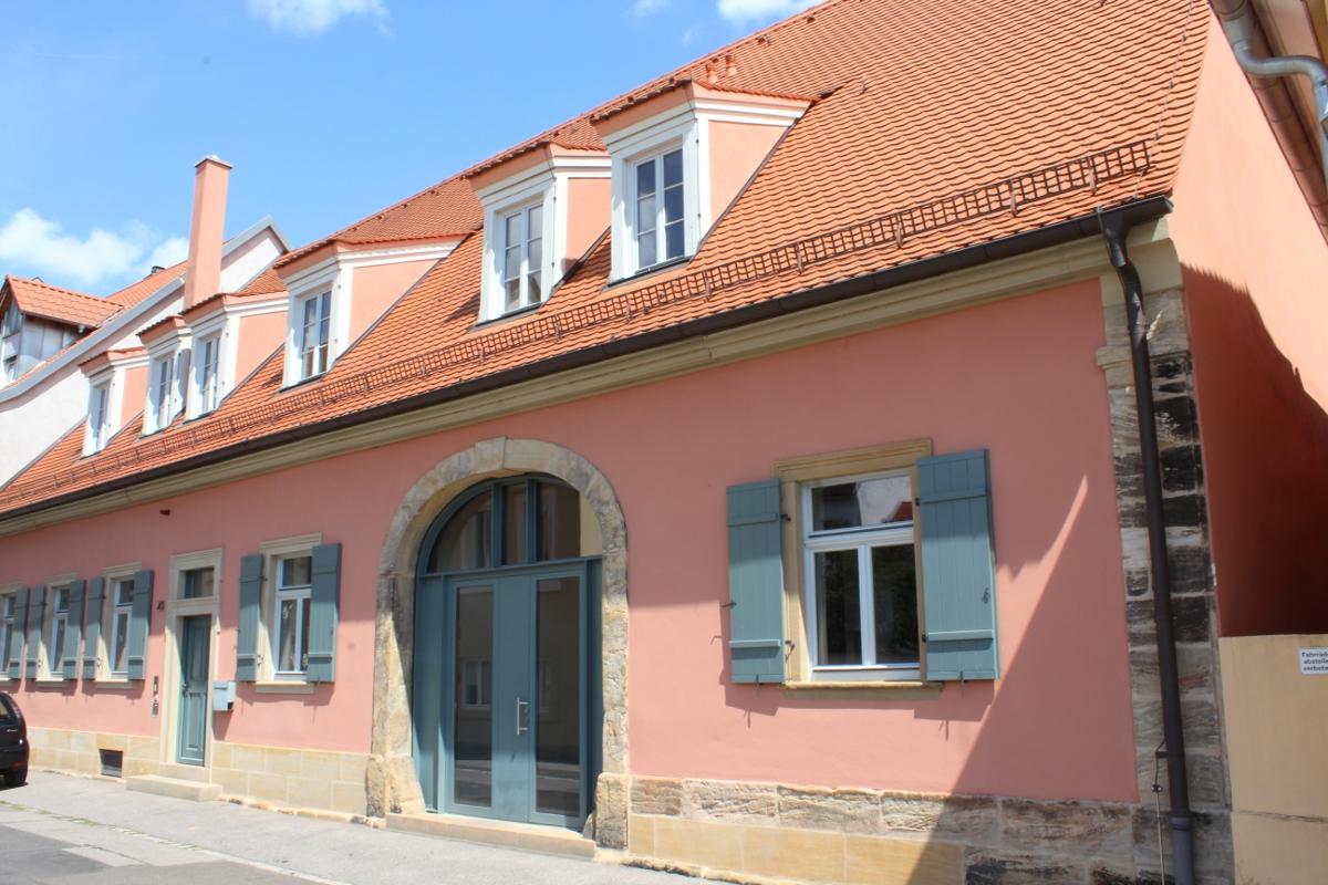 Denkmalpflege Kaimsgasse Bamberg