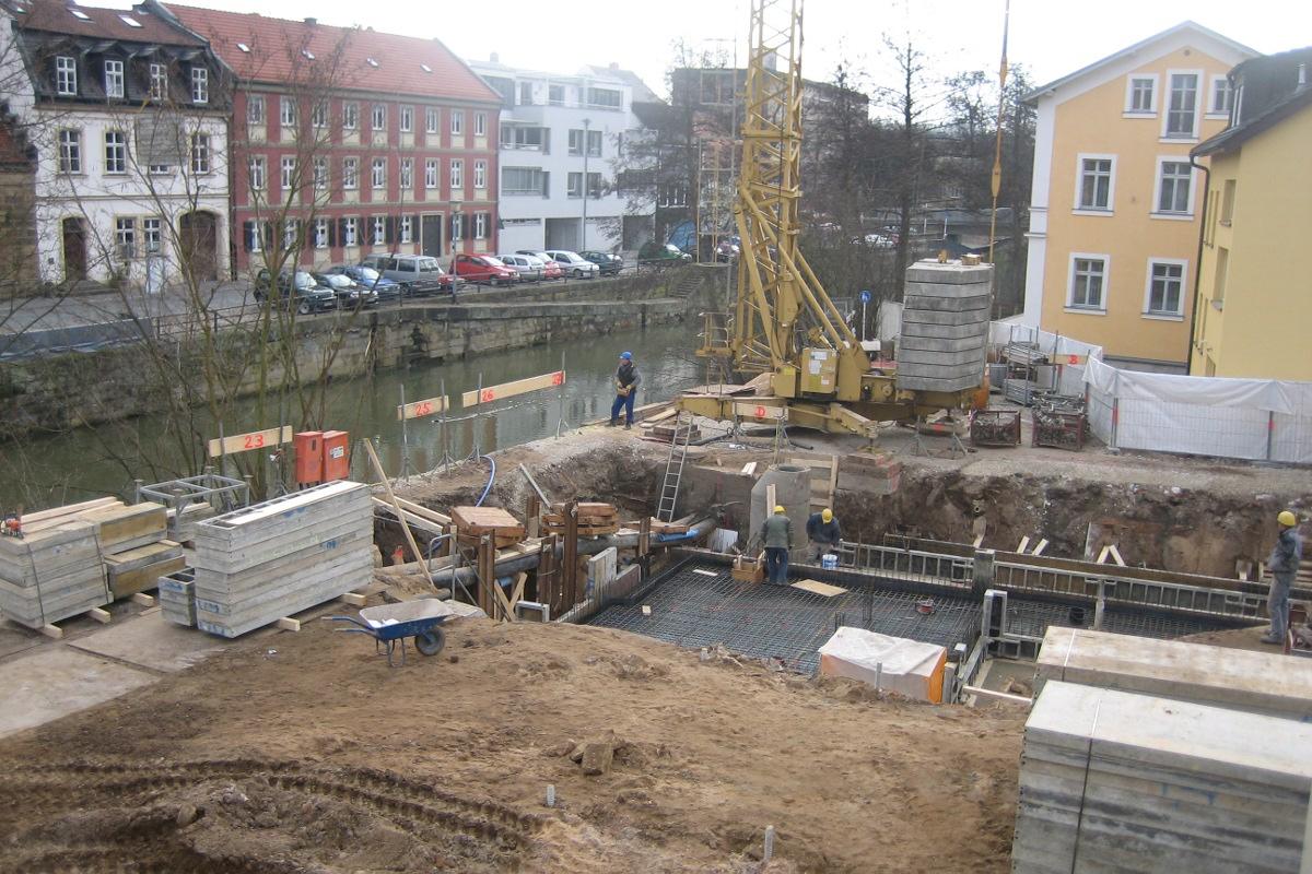 Tragwerksplanung TKS Bamberg