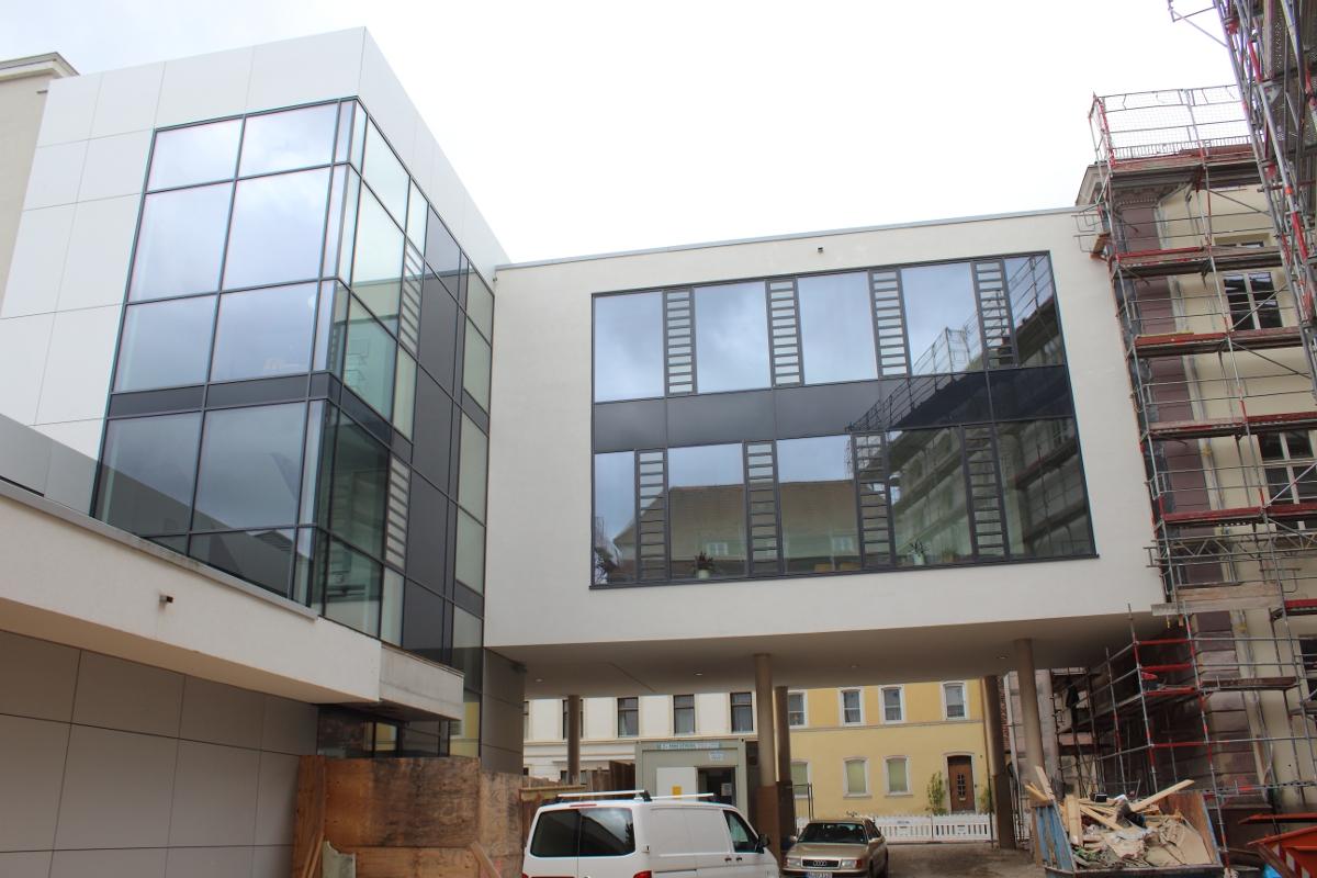 Tragwerksplanung Clavius-Gymnasium Bamberg
