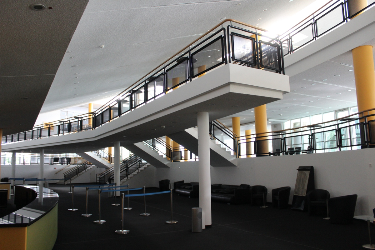 Tragwerksplanung Konzerthalle Bamberg