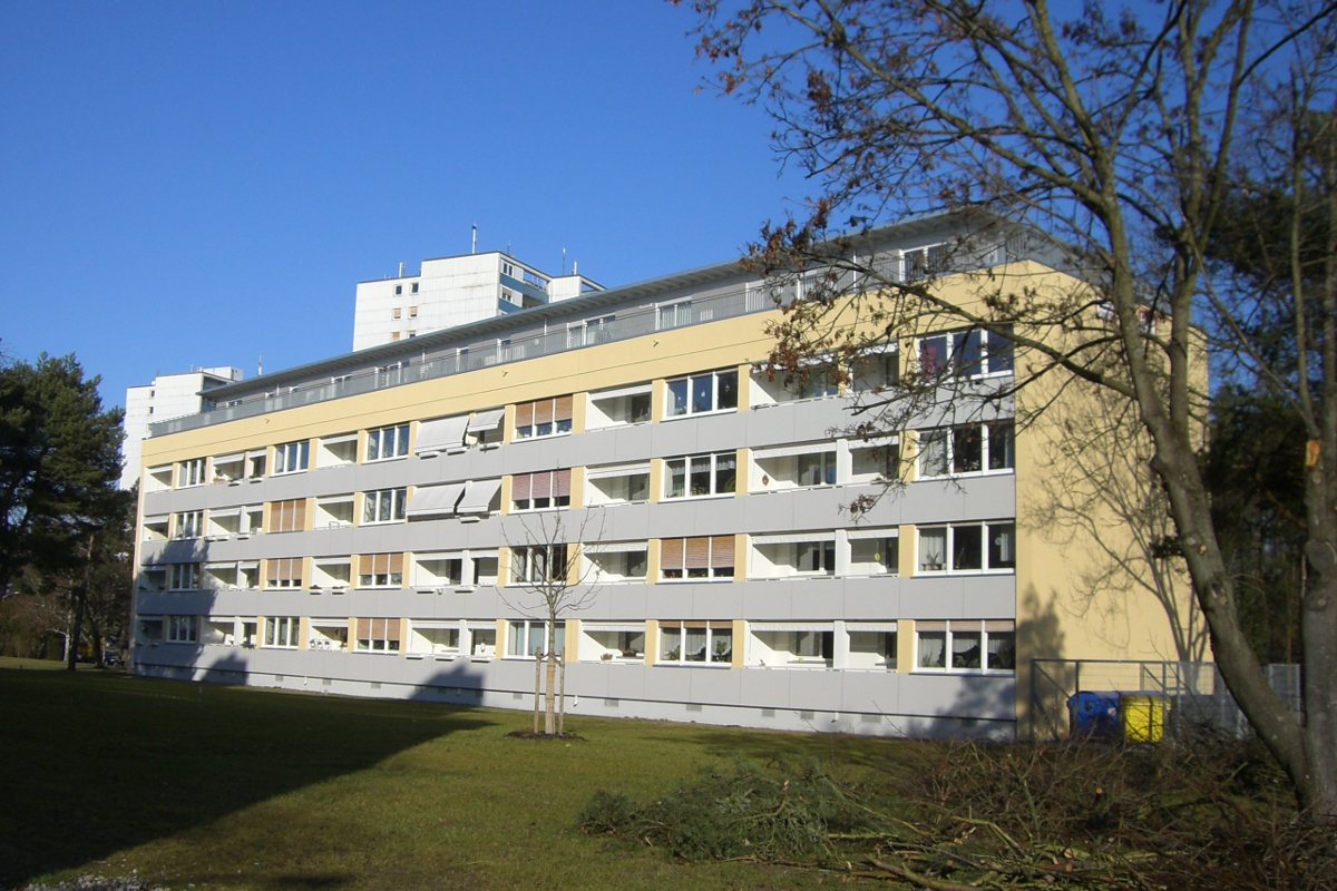 Tragwerksplanung Nachverdichtung Erlangen