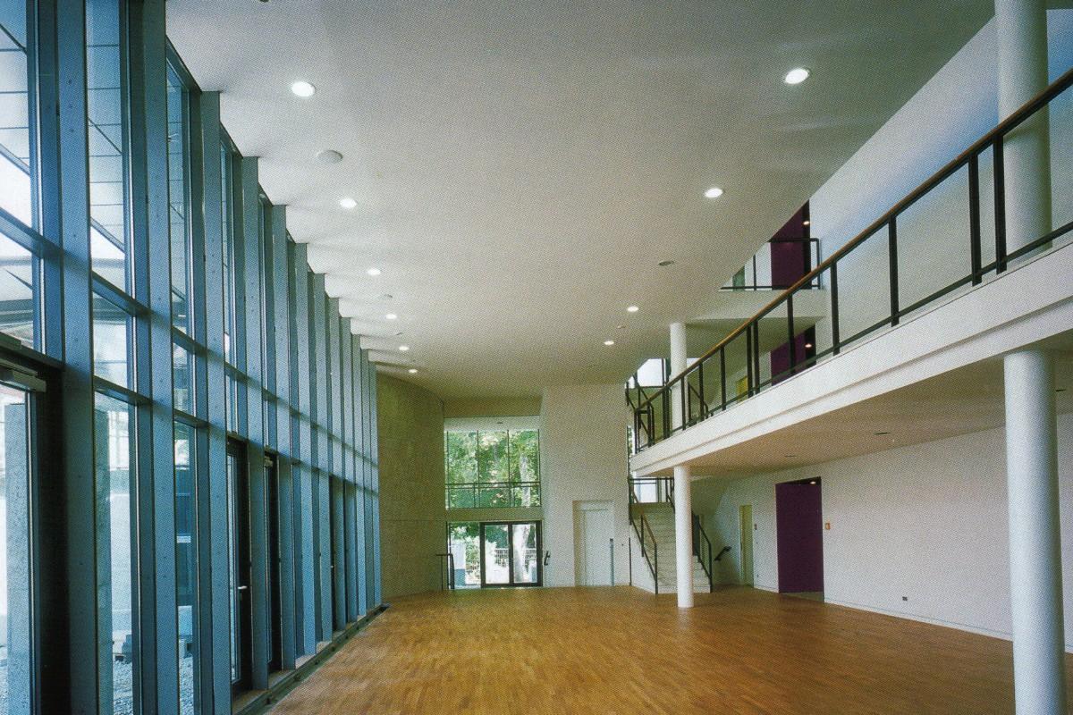 Tragwerksplanung Theater Bamberg