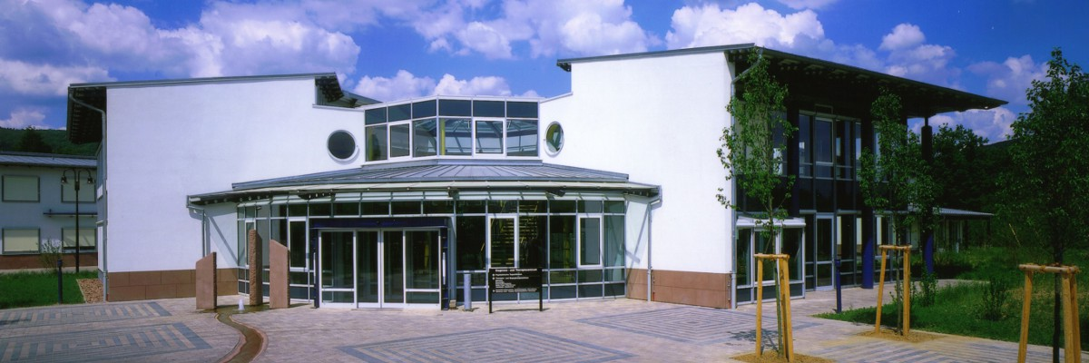 Tragwerksplanung Therapiezentrum Lohr