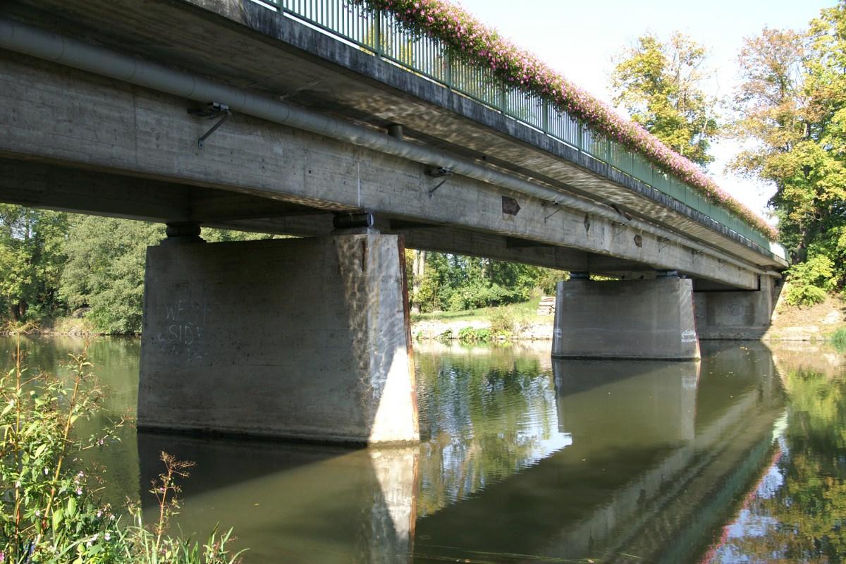 Untersuchung Brücke Bamberg