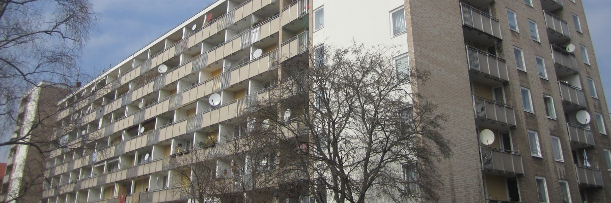 Untersuchung Balkone Nürnberg