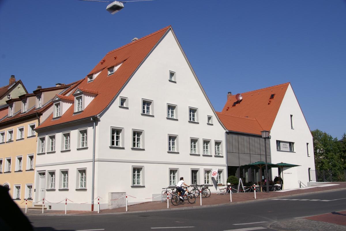 Denkmalpflege Sandstraße Bamberg