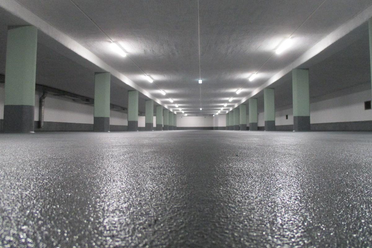 Betoninstandsetzung Tiefgarage Nürnberg