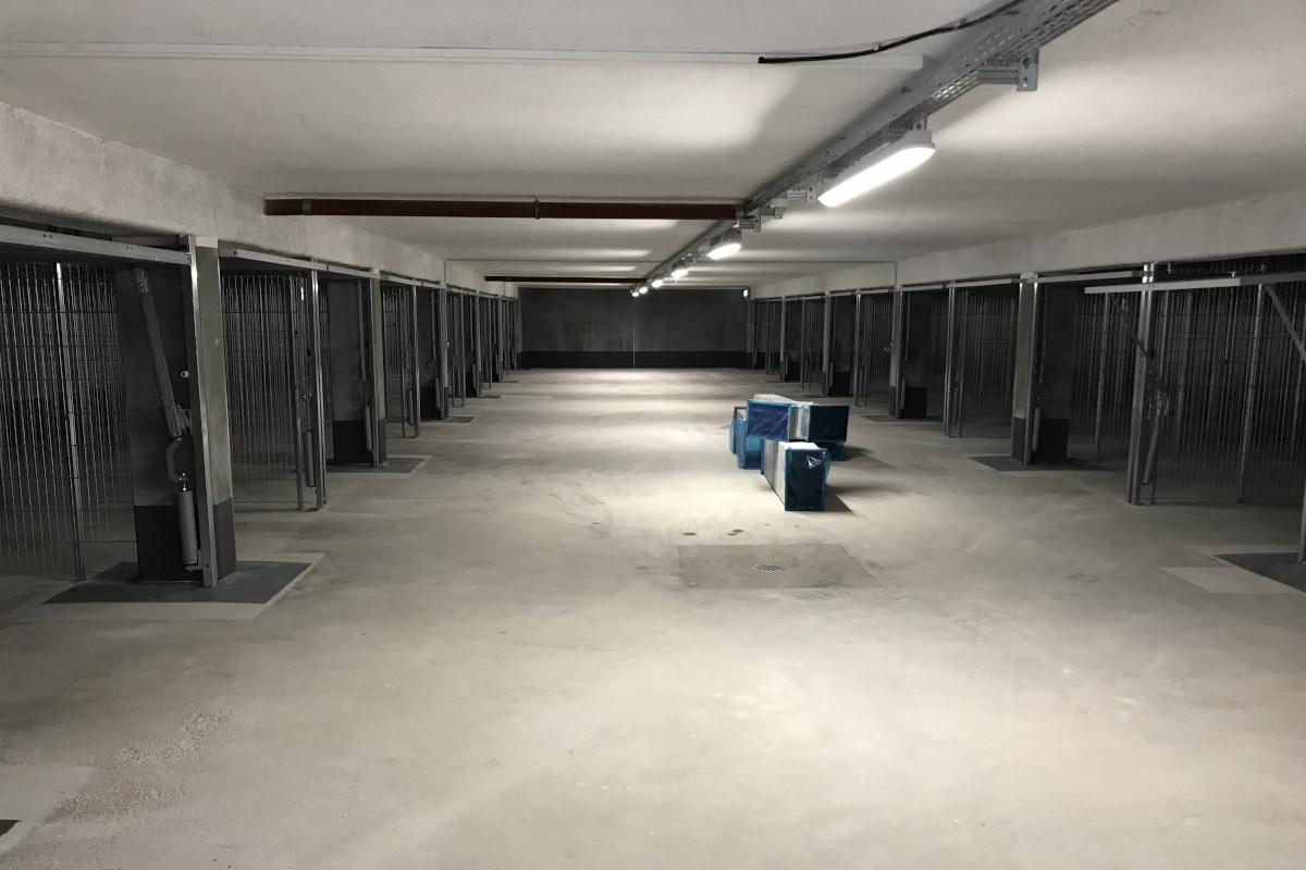 Betoninstandsetzung Tiefgarage Landshut
