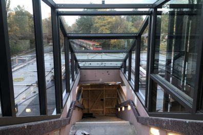 Instandsetzung Zugangsbrücken U-Bahnhof Nürnberg
